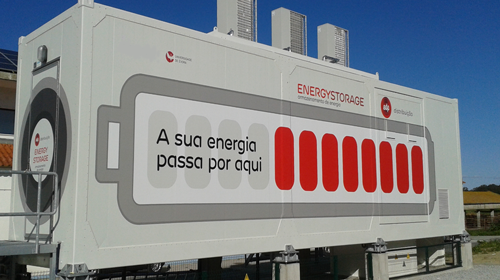 EDP energy storage portugal