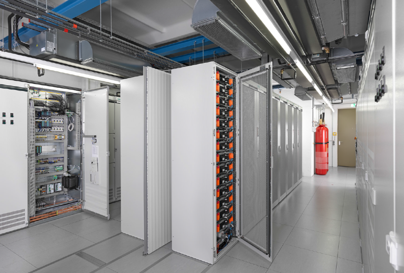 VEO energy storage germany