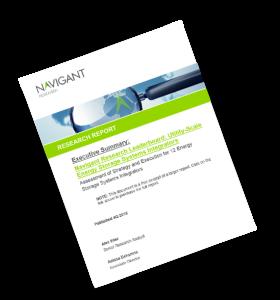 Navigant leaderboard exec summary