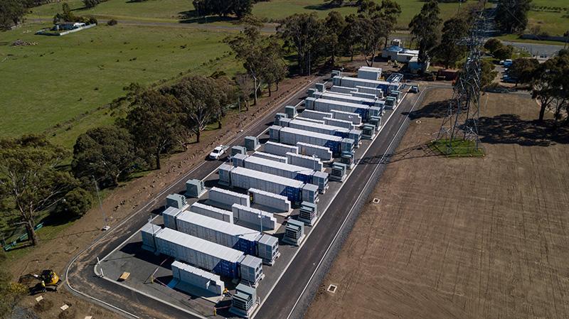 Ballarat energy storage