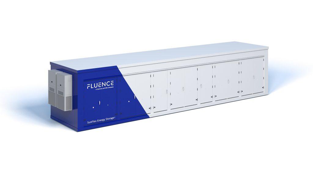 SunFlex energy storage system