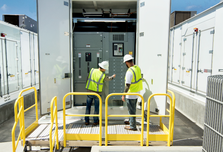 guided energy storage services
